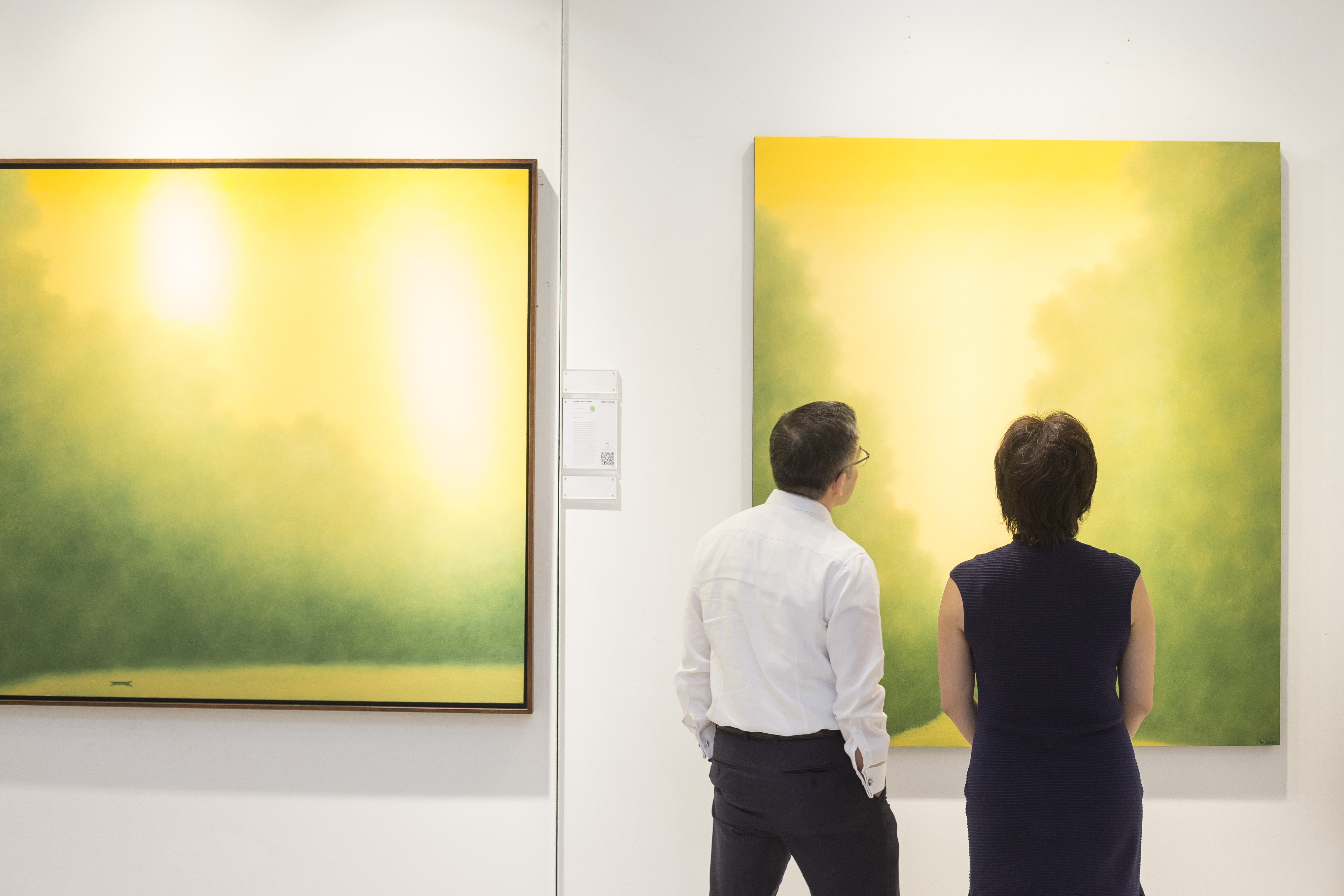 Ode To Art | Contemporary Art Gallery with Paintings and Sculptures